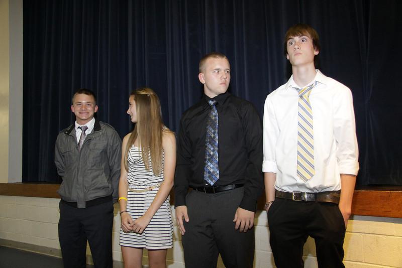 Awards Night 2012