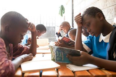 Kenya - Friends of Ngong Road - Day 1 - 3-10-12