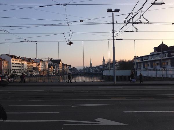 Zürich, März 2014