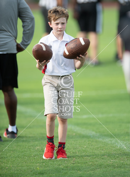 2018-08-24 Football Varsity St. John XXIII vs St. John's