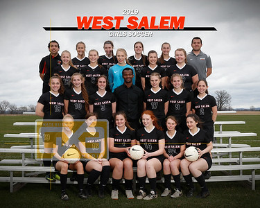 West Salem girls' soccer GSOC19