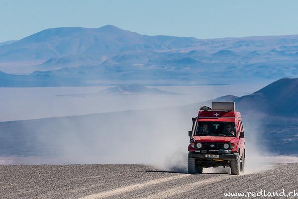 Chile Norden - Argentinien Norden