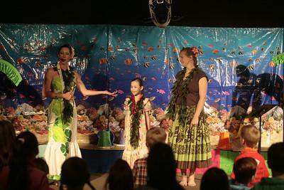 Kids Hawaiian Luau May 2014
