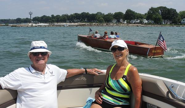 Saturday, June 29, 2018, Gary & Barb Herman, from Columbus/Vero Beach visit us.