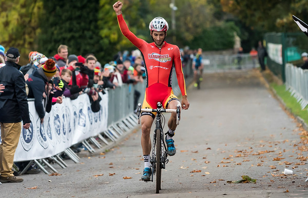 NATIONAL TROPHY RND 2 ABERGAVENNY 23RD OCTOBER ELITE MEN
