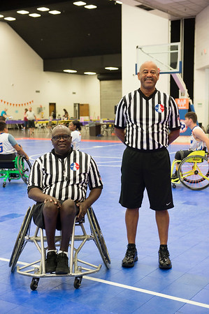 2018 Shootout - Wheelchair Basketball Tournament