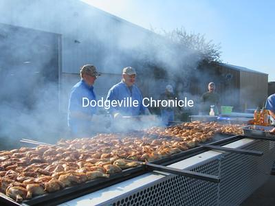Dodgeville Kiwanis Chicken BBQ 8-15-19