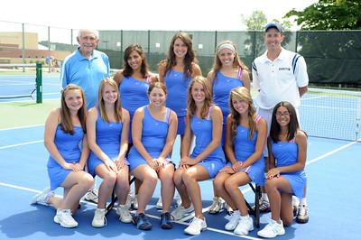 Girls Tennis Individuals