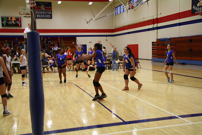 Freshman Volleyball vs Xavier