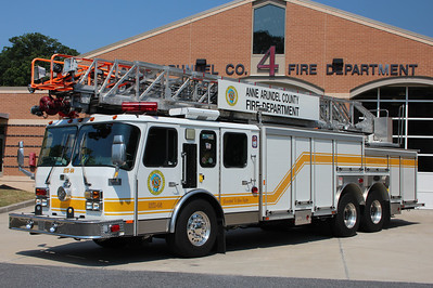 Anne Arundel County Fire Dept