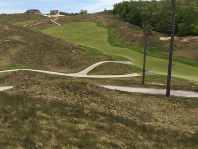 Arcadia Bluffs Golf Outting