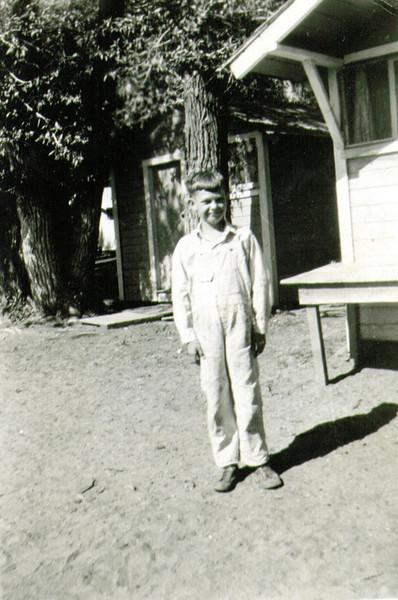 Wayne J. Eldredge at Bear Lake