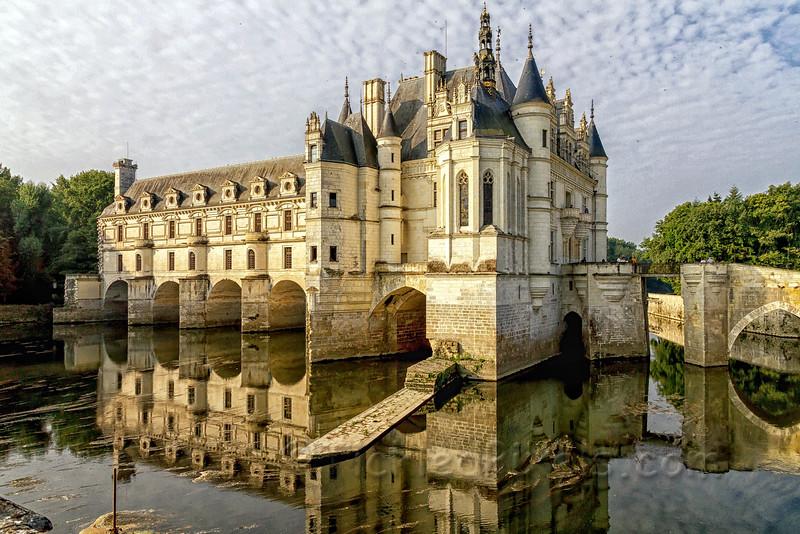 Château de Chenonceau on the Cher River