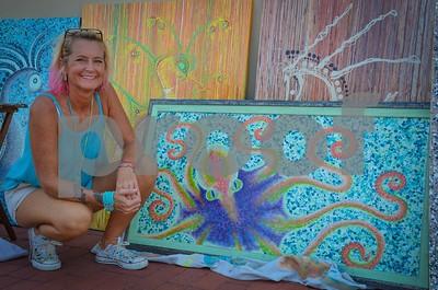 North Beach Art Walk @ Beaches Town Center - 7.16.15