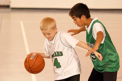 Upward Basketball - Week 5