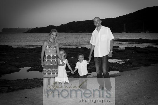 Boulanger Family Portrait Session Feb 2014