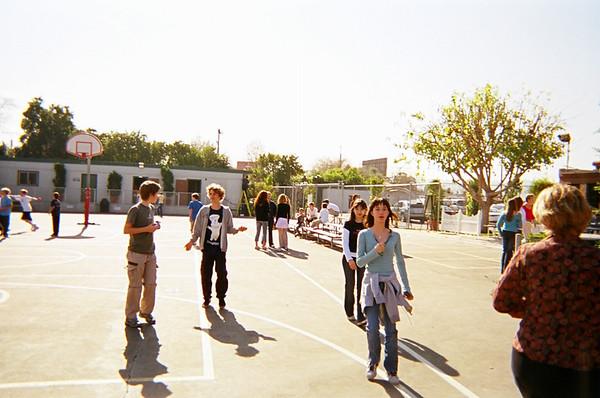 Chris - Middle School