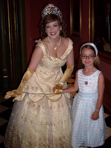 Princess Kate and Princess Jenny.