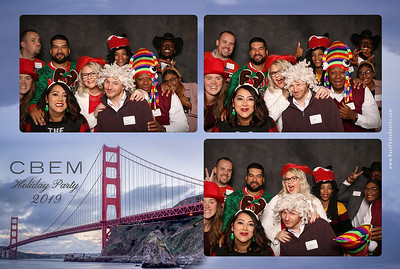 2019 CBEM Holiday Party