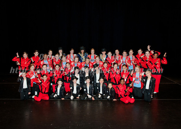 2011 Just Dance Revue