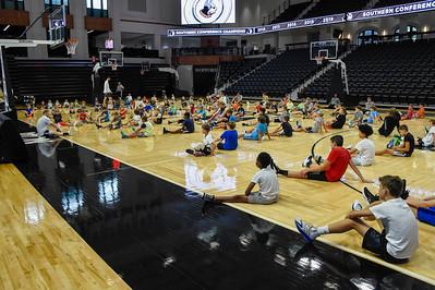 Jay McAuley Basketball Camp #2
