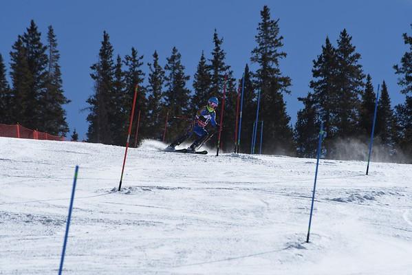 3-17-18 Tengdin Memorial Slalom at Loveland Run #2