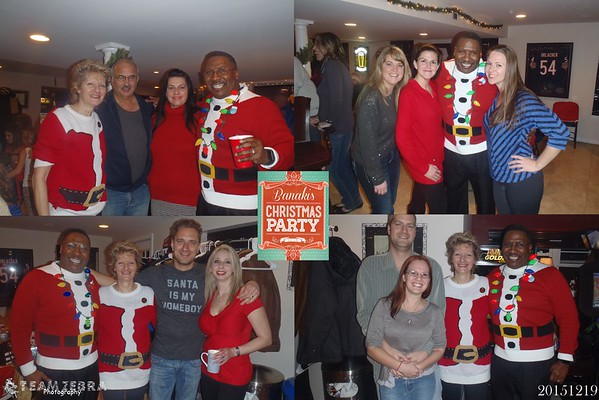 20151219 8th Annual Banakis Christmas Party