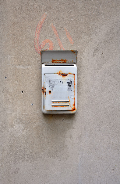 Letterbox - Reggio Emilia, Italy - May 8, 2010