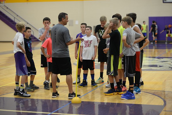 2016 Summer Basketball Academy