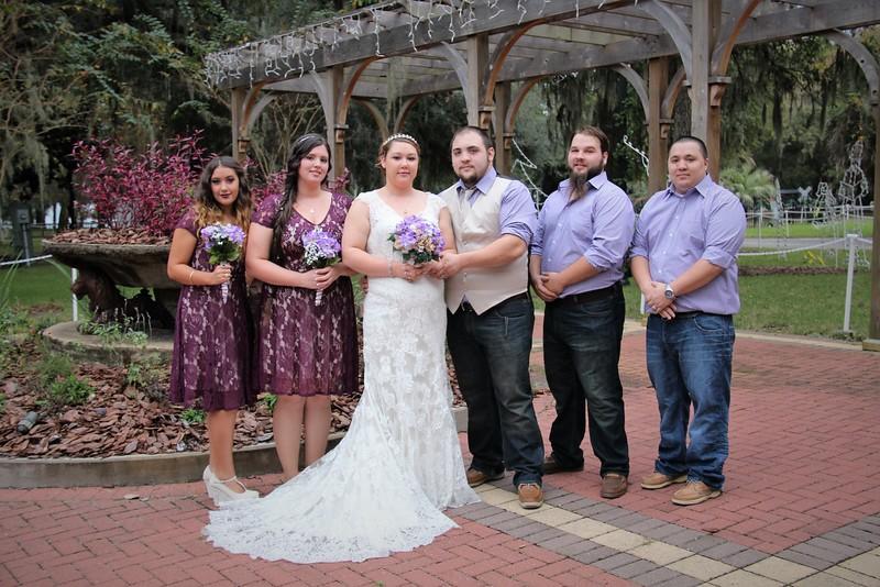 Pritchard Wedding