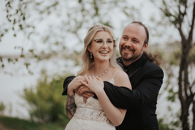 Katelyn and Frank Get Married