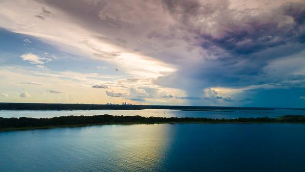 Jacksonville, Florida Landscapes