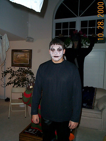 Halloween at the Noes - October 28, 2000