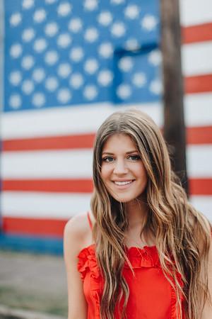 Amelia | Senior 2018