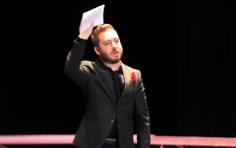 2018-12-08 St. Andrews Chistmas Choir Performance
