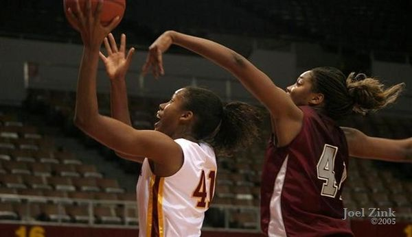 Women's vs. Washington State