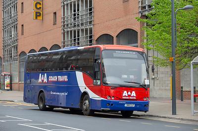 A & A Coach Travel