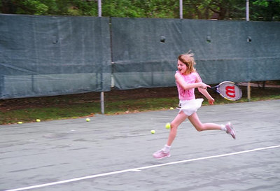 "Tennis ""Practice"" - May 2006"