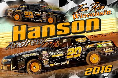 Andrew Hanson Racing 2016
