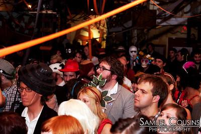 Space Gallery Halloween 2009