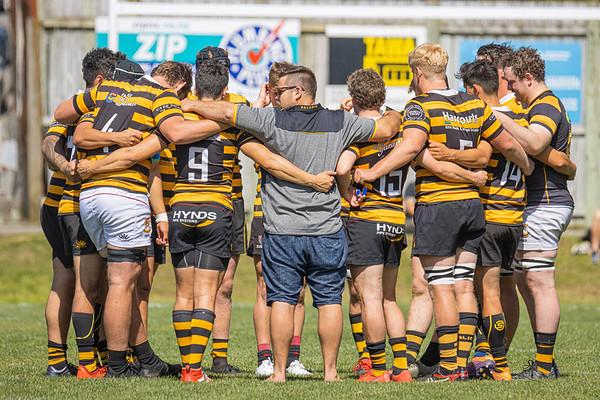 13 March Tawa v Wellington squads pre-season