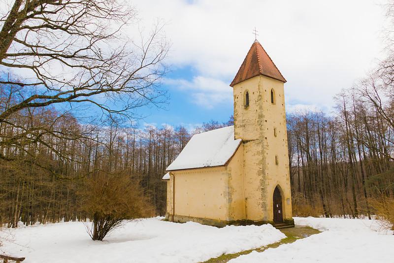 A veleméri Árpád-kori templom