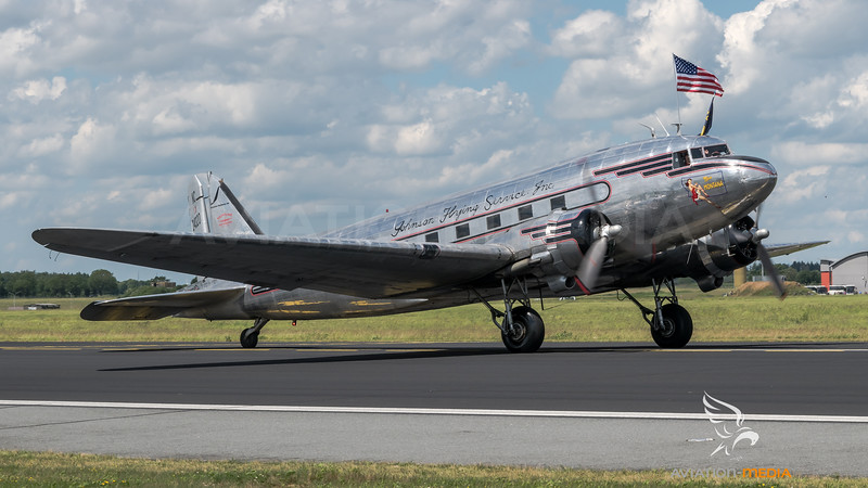 "Museum of Mountain Flying ""Miss Montana"" / Douglas C-47D / N24320"