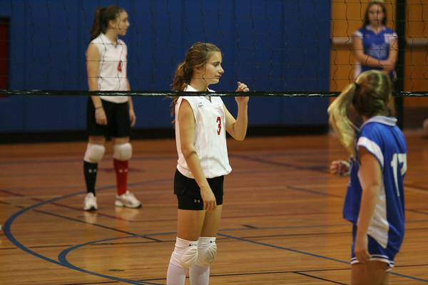 20061129 Samantha's Volleyball