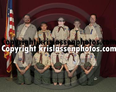 2018 Cub Scouts