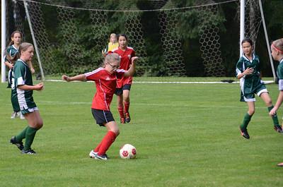 Mara's Soccer 2014