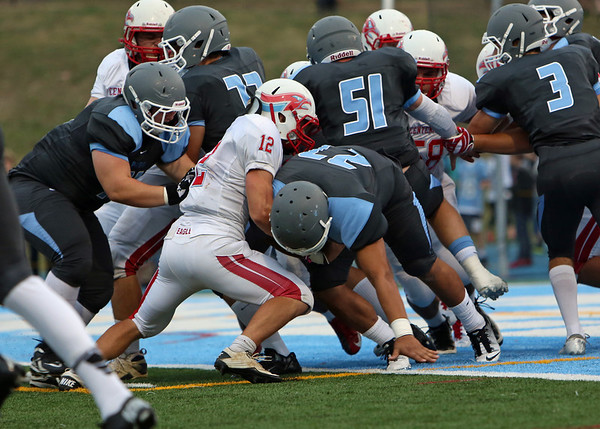 2013 - Lakeridge Football vs Centennial