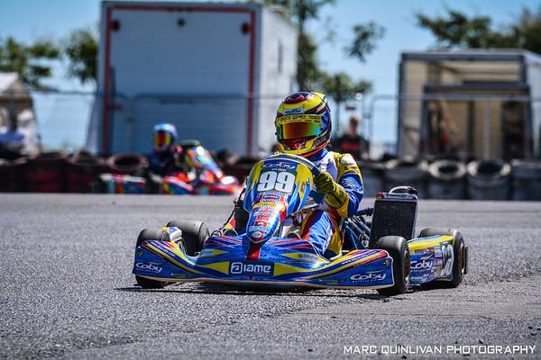 Motorsport Ireland - Round 4 2018 - Galway - Alyx Coby