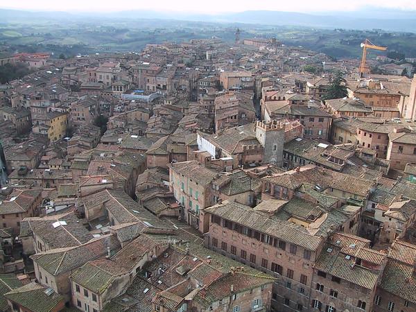 2000 Italia Trip - Engagement!