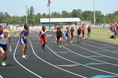 2006 FHSAA Region 1A-1 Track & Field Meet